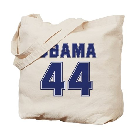 Obama 44th President Tote Bag