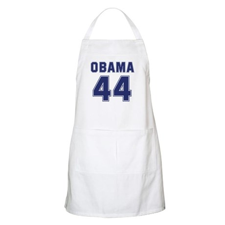 Obama 44th President BBQ Apron