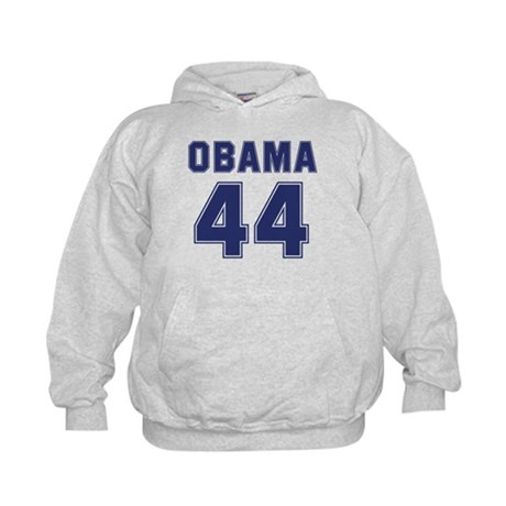 Obama 44th President Kids Hoodie