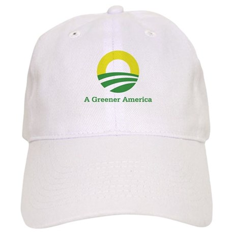 Obama for a Greener America Cap