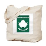 Trans-Canada Highway, Quebec Tote Bag
