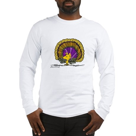Woodstock Turkey Long Sleeve T-Shirt