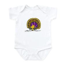 Woodstock Turkey Infant Bodysuit