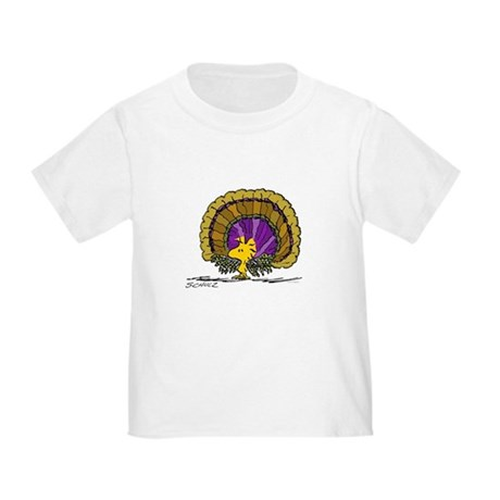 Woodstock Turkey Toddler T-Shirt