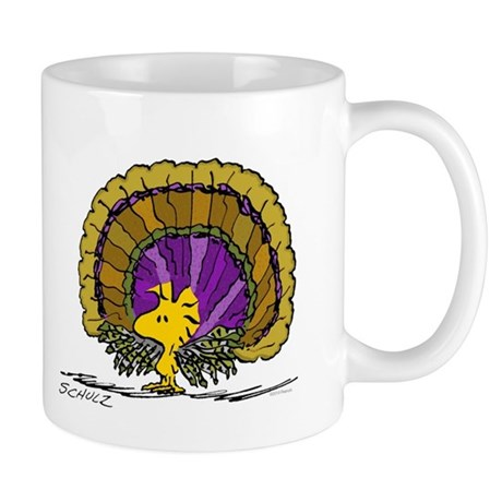 Woodstock Turkey Mug