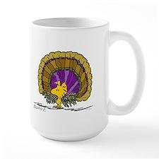 Woodstock Turkey Large Mug