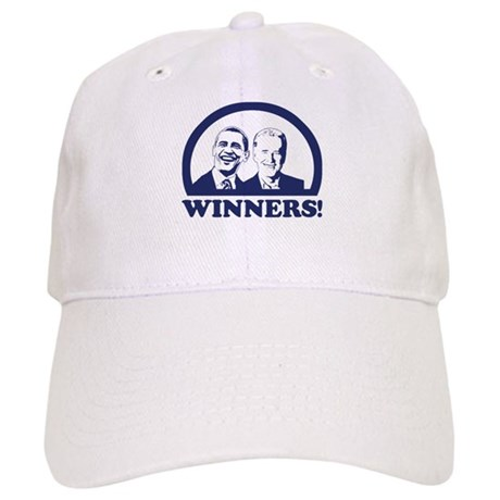 Winners! Obama and Biden Cap