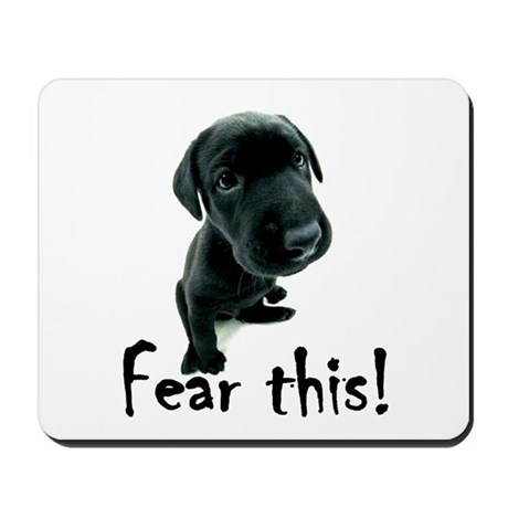 ~Fear This~ Mousepad