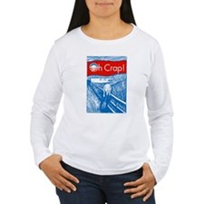 Oh Crap Obama Scream T-Shirt
