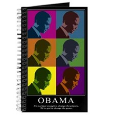 Limited Edition Obama Journal