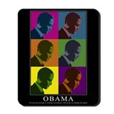 Limited Edition Obama Mousepad