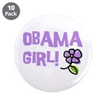 Flower Power Obama Girl 3.5