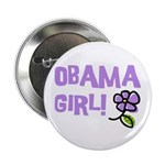 Flower Power Obama Girl 2.25