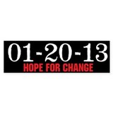 01-20-13 Bumper Sticker (50 pk)