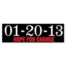 01-20-13 Bumper Bumper Sticker