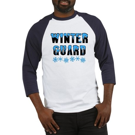 Winter Guard Baseball Jersey