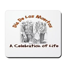 A Celebration of Life Mousepad