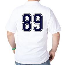 NUMBER 89 BACK T-Shirt