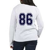 NUMBER 86 BACK T-Shirt