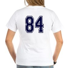 NUMBER 84 BACK Shirt