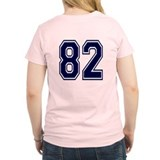 NUMBER 82 BACK T-Shirt