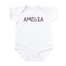 Amelia (Girl) Infant Bodysuit