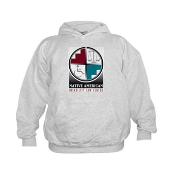 Law Center Kids Hoodie