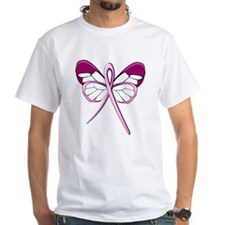 Breast Cancer Butterfly Shirt