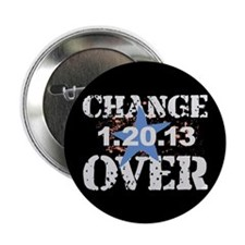 "Obama's Last Day 2.25"" Button (100 pack)"