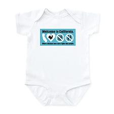 Cute Proposition 8 Infant Bodysuit