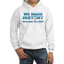 Vintage Obama - We Made History Jumper Hoody