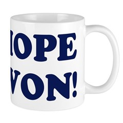 Hope Won (simple) Mug
