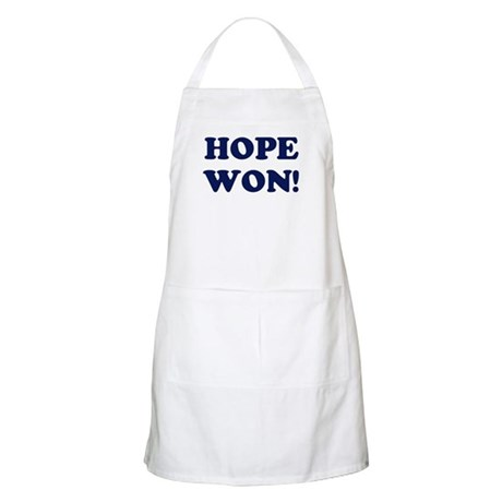 Hope Won (simple) BBQ Apron