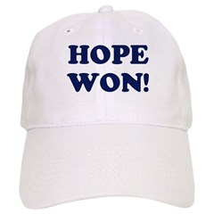 Hope Won (simple) Cap