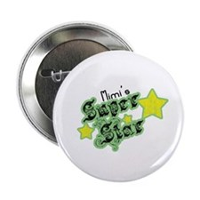 "Mimi's Super Star 2.25"" Button (10 pack)"
