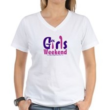 Girls Weekend in the Pink Shirt