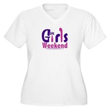 Girls Weekend in the Pink T-Shirt