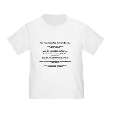 Hero Headlines Toddler T-Shirt