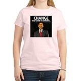 Obama: Change Has Come T-Shirt