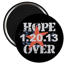 "Obama's Last Day 2.25"" Magnet (100 pack)"