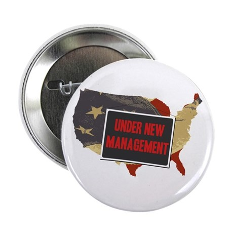 "USA Under New Management 2.25"" Button"