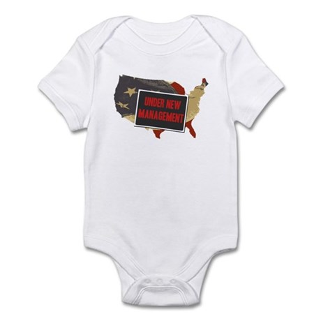 USA Under New Management Infant Bodysuit
