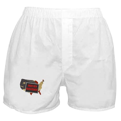 USA Under New Management Boxer Shorts