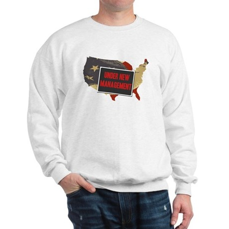 USA Under New Management Sweatshirt
