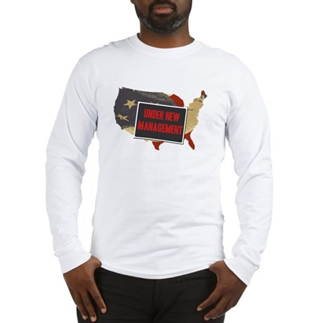 USA Under New Management Long Sleeve T-Shirt