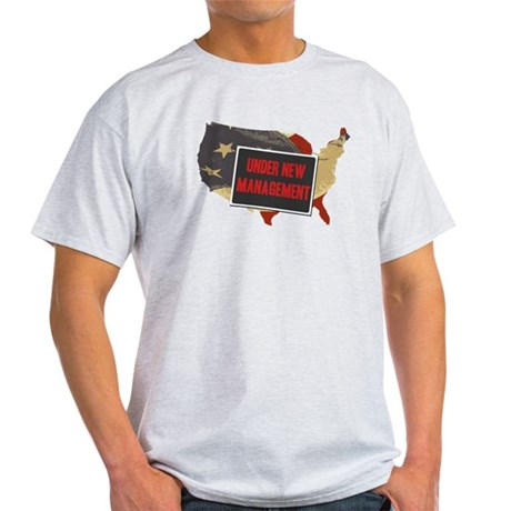 USA Under New Management Light T-Shirt