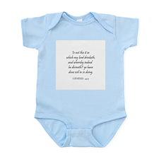 GENESIS  44:5 Infant Creeper