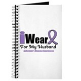 I Wear Purple (Husband) Journal