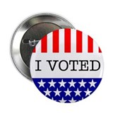 I Voted 2.25&quot; Button