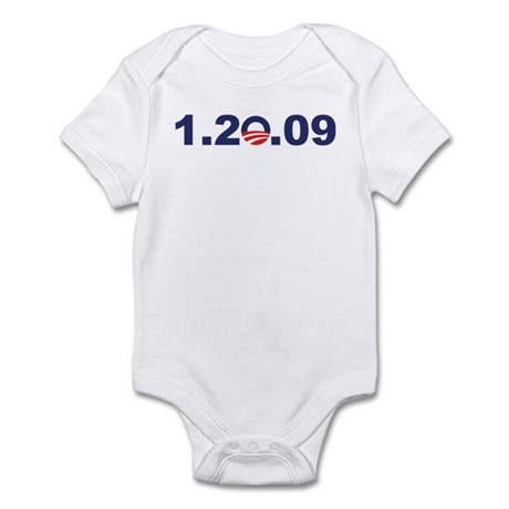 1.20.09 - President Obama Infant Bodysuit